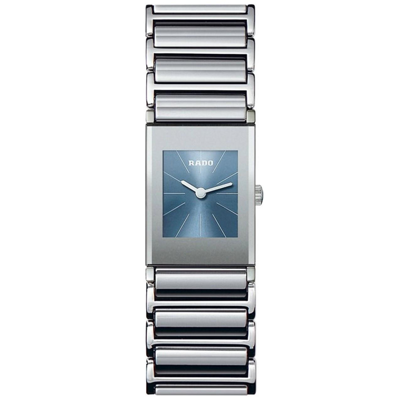 ساعت مچی عقربه ای زنانه رادو مدل 153.0747.3.020