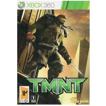 بازی TMNT مخصوص ایکس باکس 360