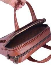 کیف دستی چرم ما مدل SM-12 -  - 21