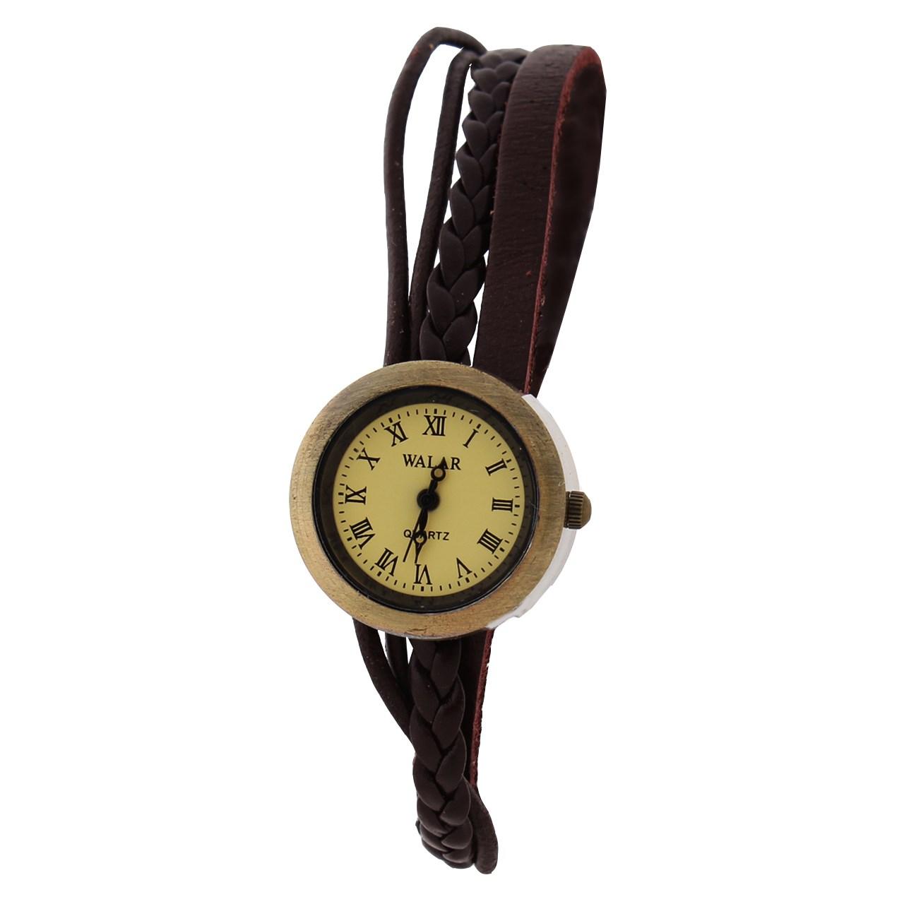 ساعت مچی عقربه ای زنانه والار مدل7339