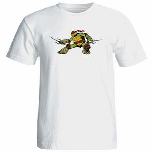 تی شرت زنانه آستین کوتاه نوین نقش طرح کد 9095