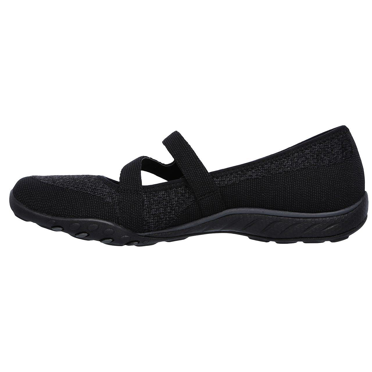 کفش راحتی زنانه اسکچرز مدل 23005BLK