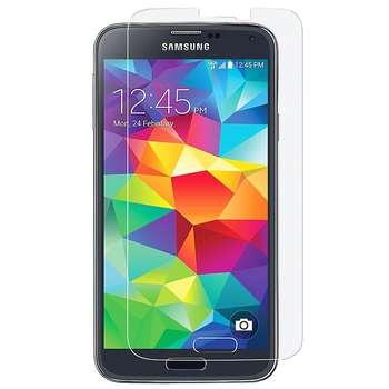محافظ صفحه نمایش شیشه ای 9H  یونیفا مدل permium تمپرد مناسب برای Samsung Galaxy S5