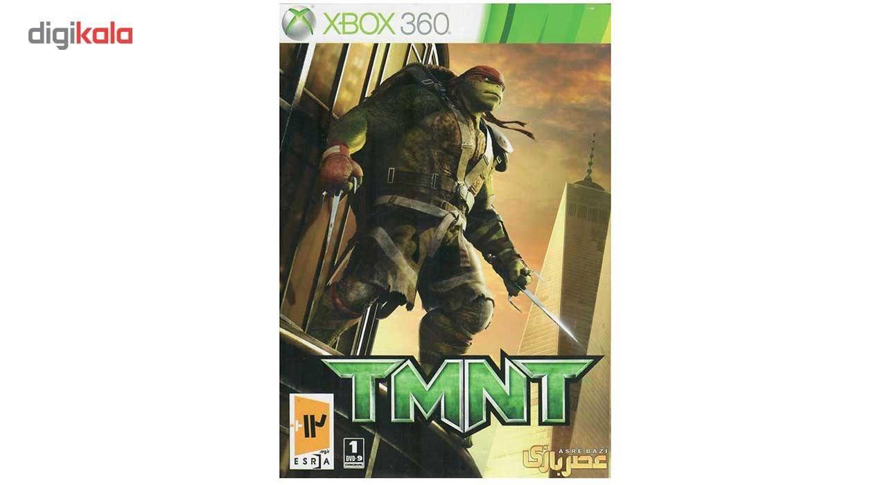 بازی TMNT مخصوص ایکس باکس 360 main 1 1