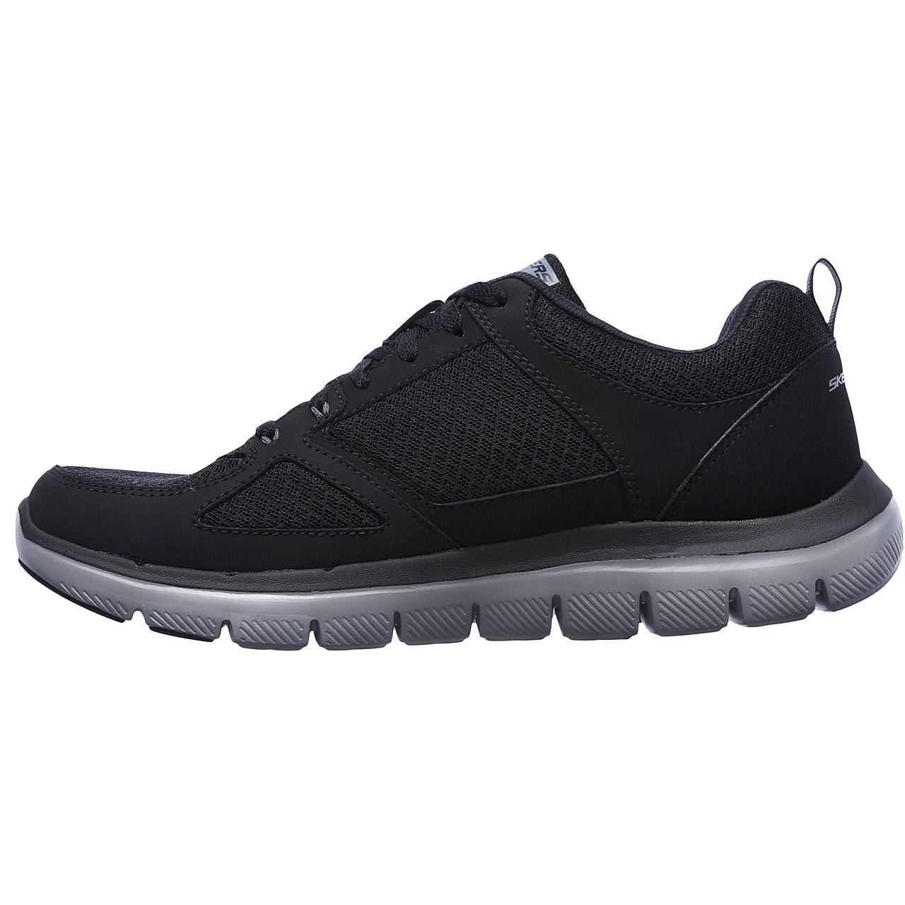 کفش مخصوص دویدن مردانه اسکچرز مدل 52189BKCC