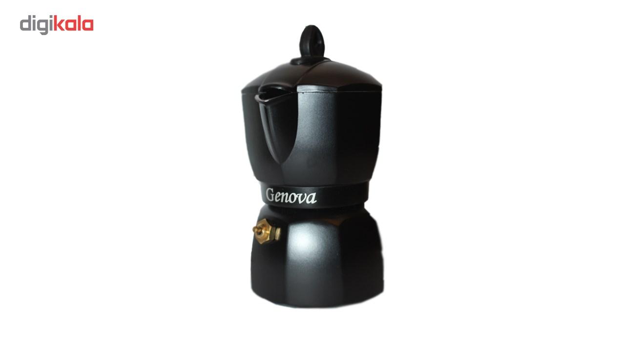 قهوه ساز جنوا مدل AQ 3 Cups