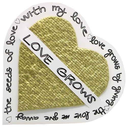 بذر گل های وحشی مدل Love Heart