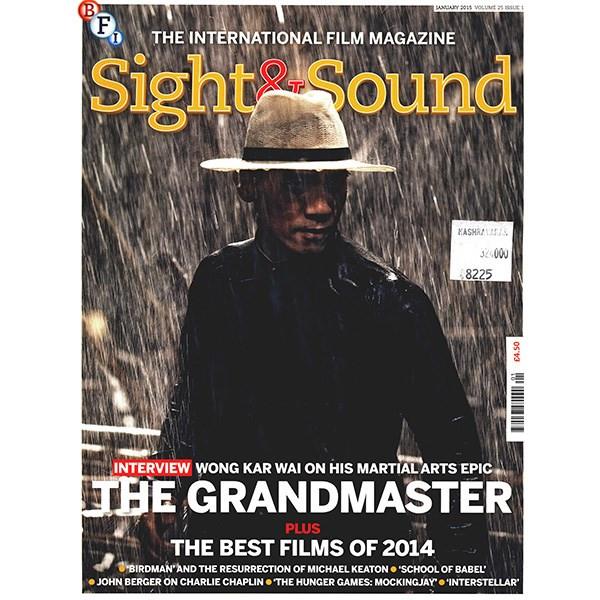مجله Sight & Sound - ژانویه 2015