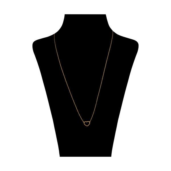 گردنبند طلا 18 عیار زنانه نیوانی مدل N1051