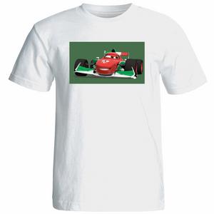 تی شرت آستین کوتاه نوین نقش طرح کد 9703