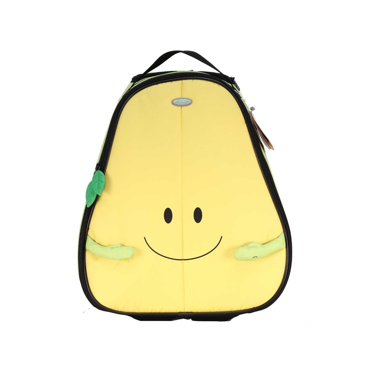 چمدان کودک سامسونایت طرح گلابی سبز کد 21U 00 007