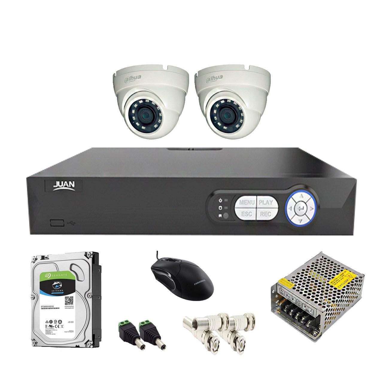 سیستم امنیتی داهوا مدل ES2d5104