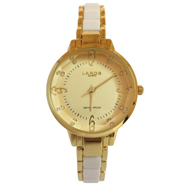 ساعت مچی عقربه ای زنانه لاروس مدل 0717-80022