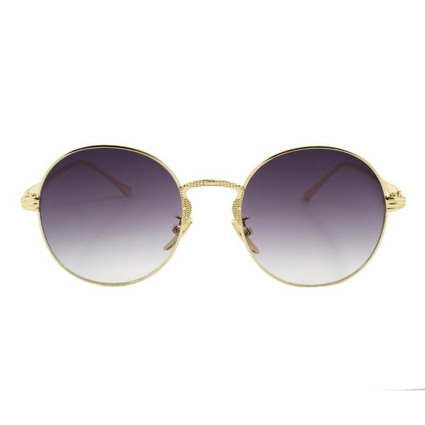 عینک آفتابی ویلی بولو مدل Round Grey Collection