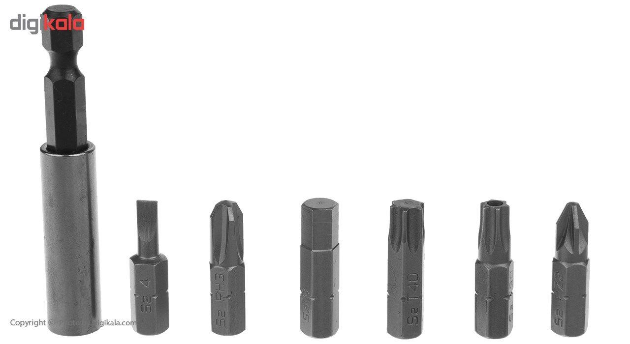 مجموعه 42 عددی پیچ گوشتی و سری پیچ گوشتی وینکس مدل EH2517 main 1 3
