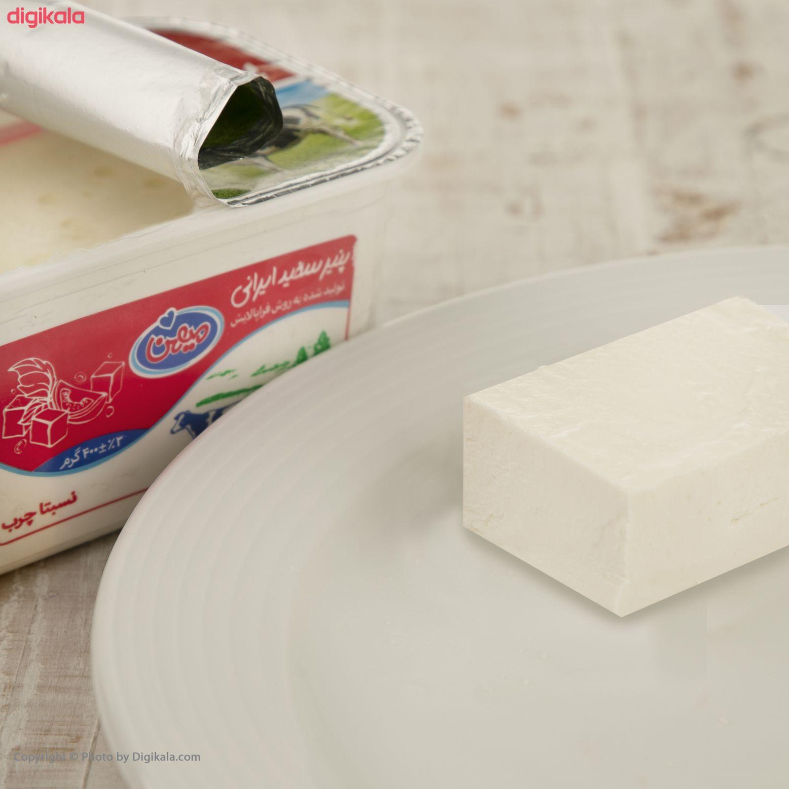 پنیر سفید ایرانی میهن وزن 400 گرم main 1 6