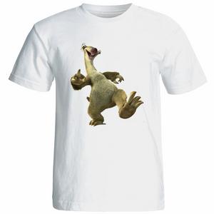 تی شرت زنانه آستین کوتاه نوین نقش طرح کد 9872