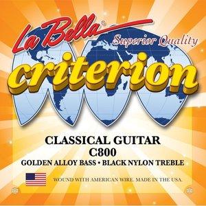 سیم گیتار کلاسیک لا بلا مدل C800 Criterion