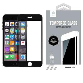 محافظ صفحه نمایش شیشه ای دیویا مدل Full Glue Tempered مناسب برای گوشی اپل آیفون 8  / 7