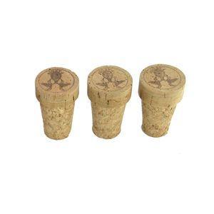 درب بطری چوب پنبه کوه شاپ مدل 7928 - D004 بسته 3 عددی