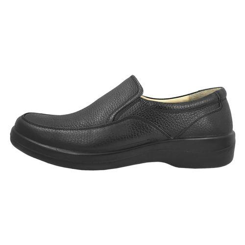 کفش چرم طبی مردانه پای آرا مدل آرین کد 2206