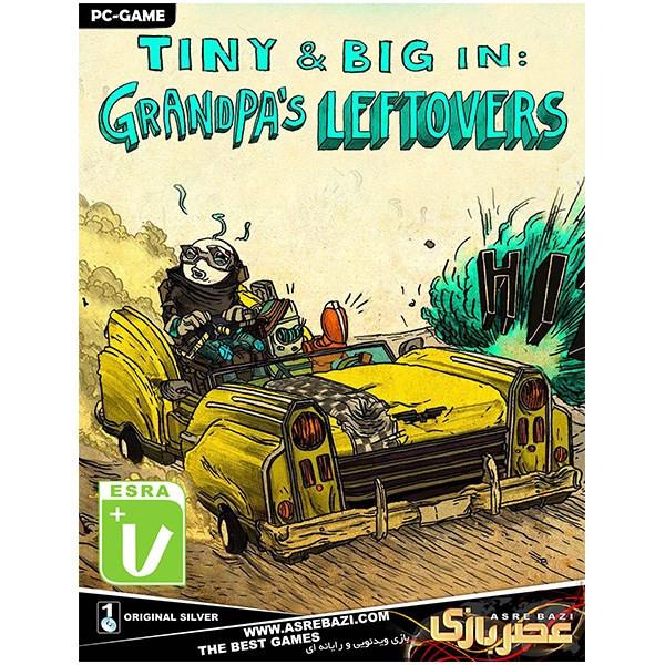بازی کامپیوتری Tiny And Big In Grandpas Leftovers