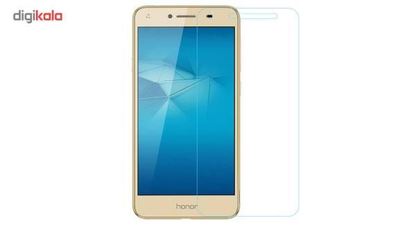 محافظ صفحه نمایش شیشه ای 9H یونیفا مدل permium تمپرد مناسب برایHuawei Y6II