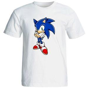 تی شرت زنانه آستین کوتاه نوین نقش طرح کد 9001