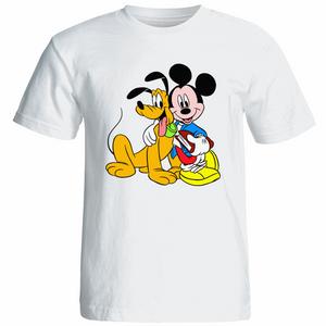 تی شرت زنانه آستین کوتاه نوین نقش کد 9939