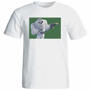 تی شرت زنانه آستین کوتاه نوین نقش طرح کد 9076
