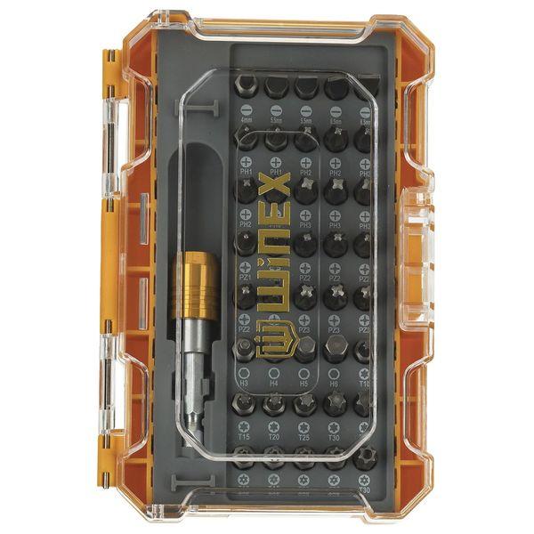 مجموعه 41 عددی پیچ گوشتی و سری پیچ گوشتی وینکس مدل EH2515