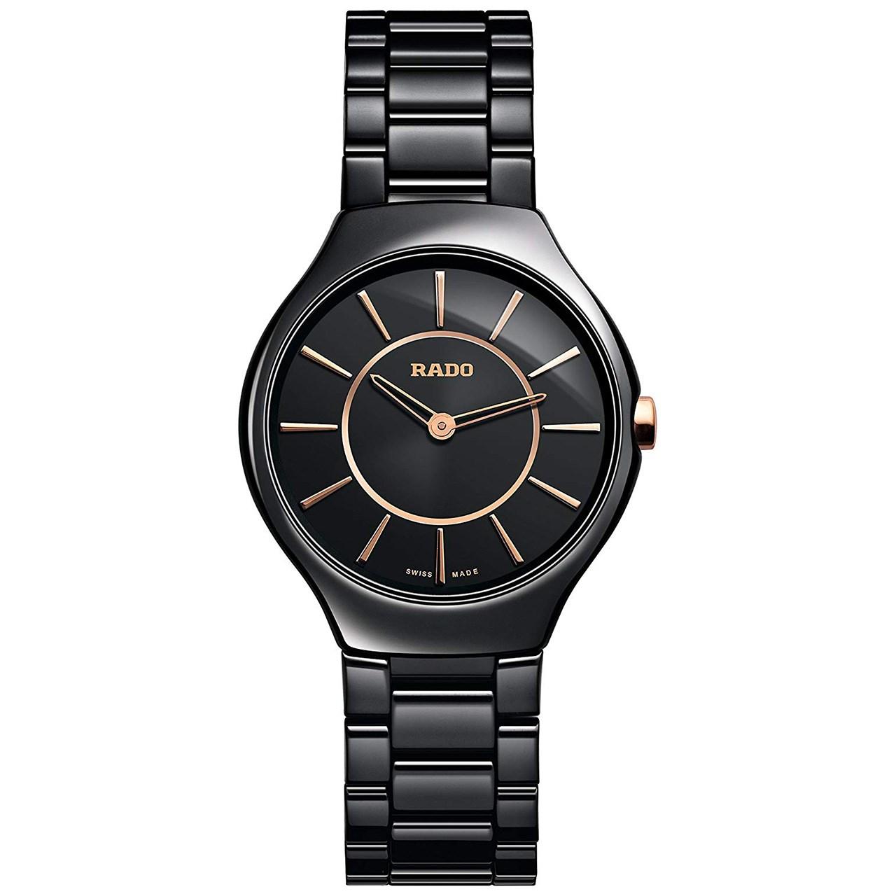 ساعت مچی عقربه ای زنانه رادو مدل 420.0742.3.015