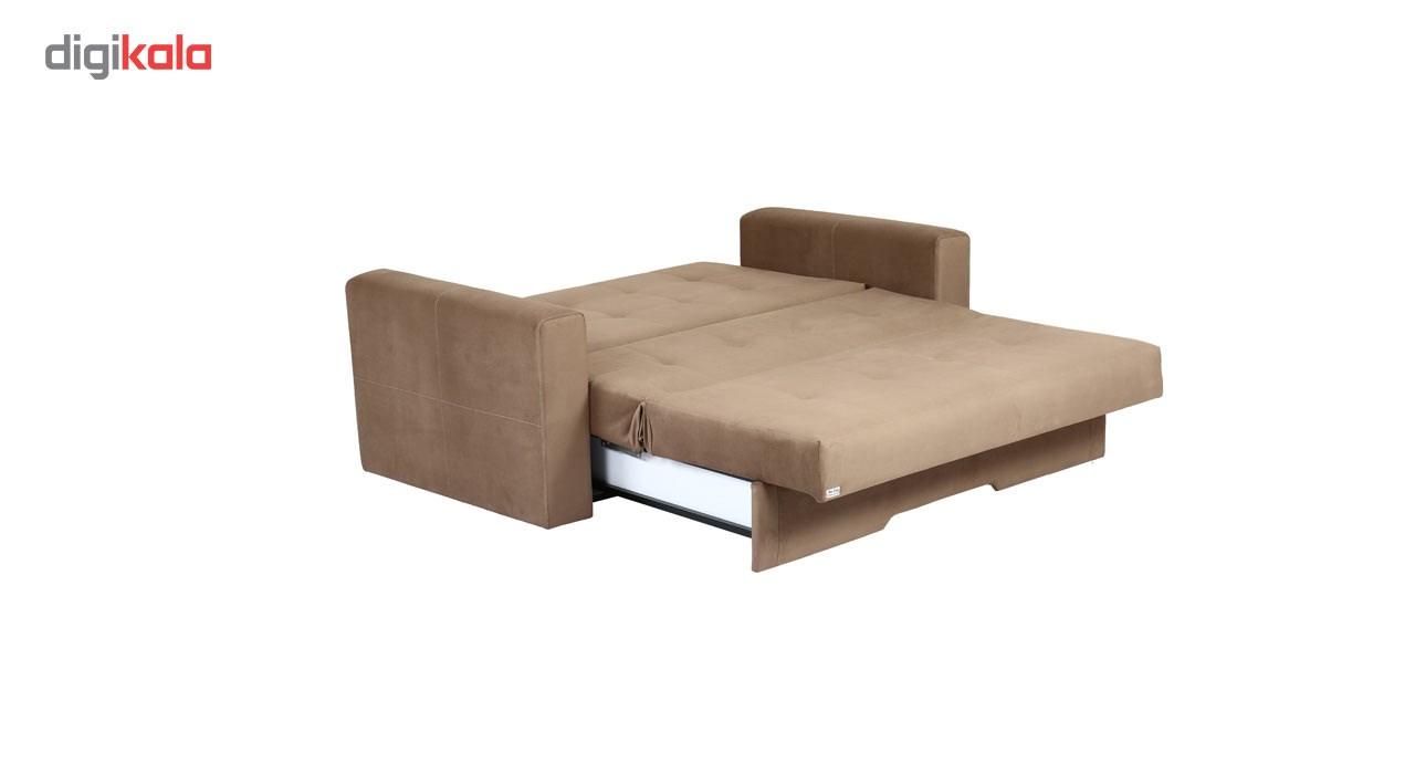 مبل تختخواب شو دو نفره آرا سوفا مدل V22