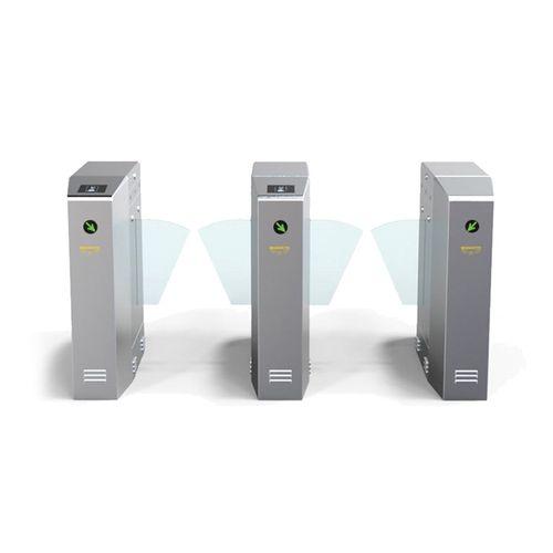 گیت کنترل تردد پره ای ماداکتو مدلMD-G301 دو عدد گیت کناری