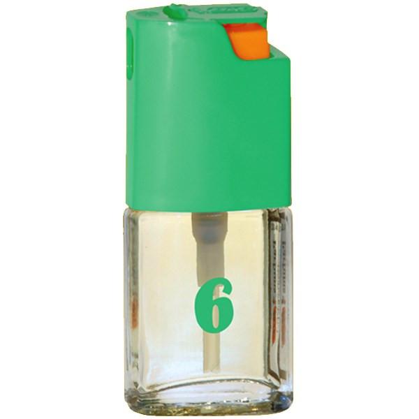 پرفیوم مردانه بیک شماره 6 حجم 7.5ml