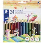 مداد رنگی 24رنگ استدلر مدل Noris Colour 185 C24 thumb