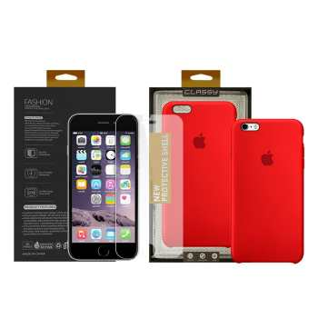 کاور سومگ مدل سیلیکونی مناسب برای گوشی موبایل اپل آیفون6s/ 6 به همراه محافظ صفحه نمایش