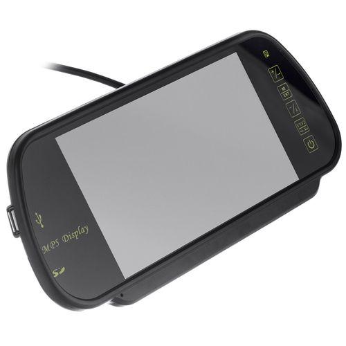 آینه مانیتور و دوربین دنده عقب ایکس3 سایز  7 اینچ