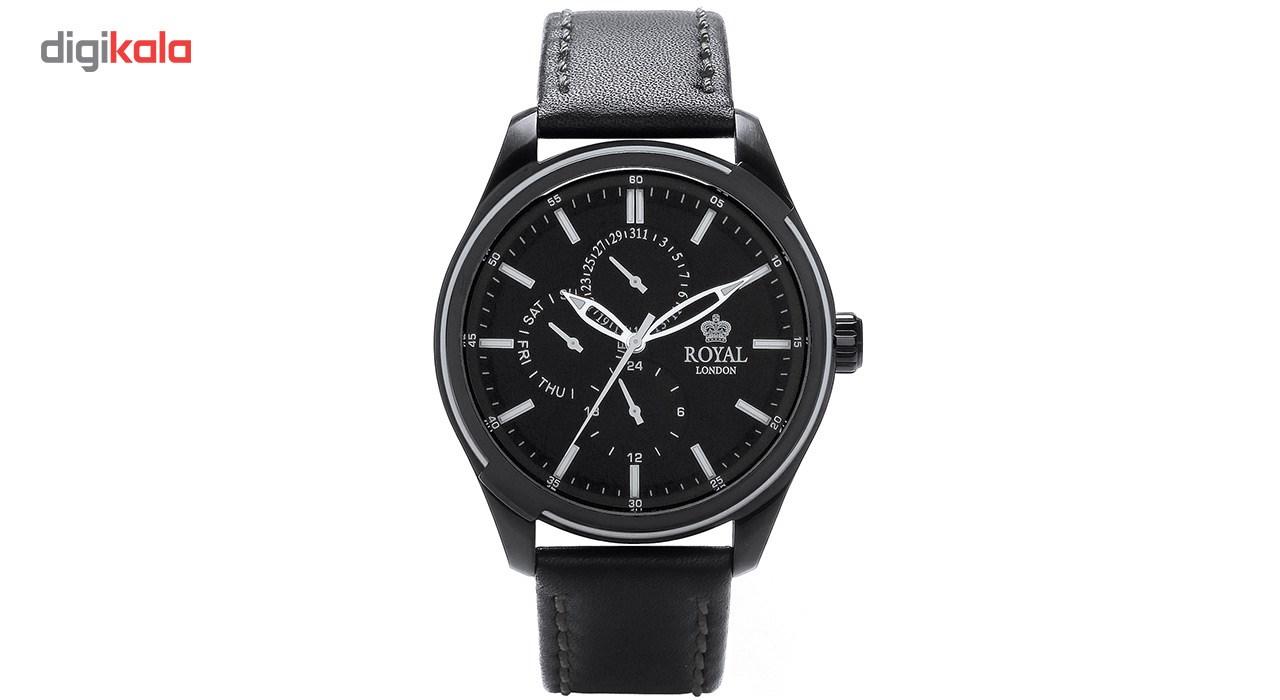 خرید ساعت مچی عقربه ای مردانه رویال لندن مدل RL-41219-03