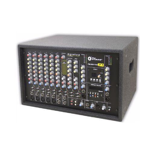 اکو آمپلی فایر دیاکو مدل PM-2400
