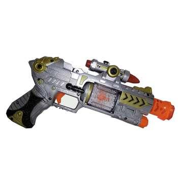 تفنگ اسباب بازی مدل فضایی صدادار