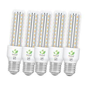 لامپ ال ای دی 12 وات آینده طرح کم مصرف با پایه E27 بسته 5 عددی