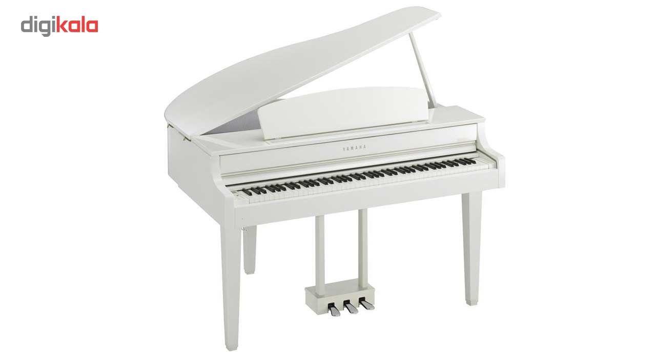 پیانو دیجیتال یاماها مدل CLP-665GP