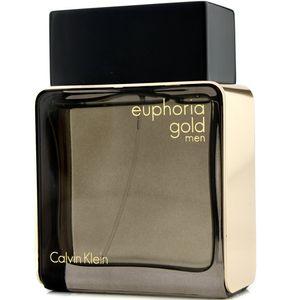 ادو تویلت مردانه کلوین کلاین مدل Euphoria Gold حجم 100 میلی لیتر