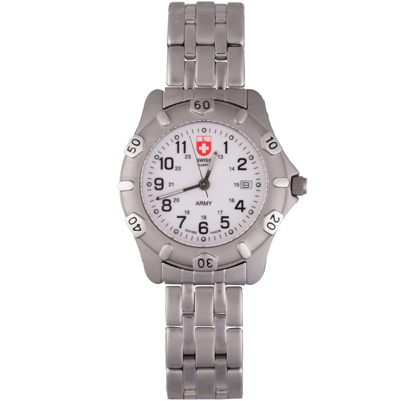 ساعت زنانه برند سوئیس آرمی مدل 1271LMW