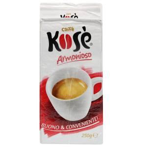 بسته قهوه کوزه مدل Armoniose حجم 250 گرم
