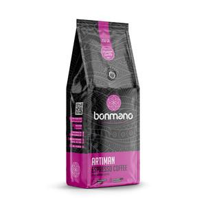 قهوه اسپرسو بن مانو مدل آرتیمان وزن 250 گرم