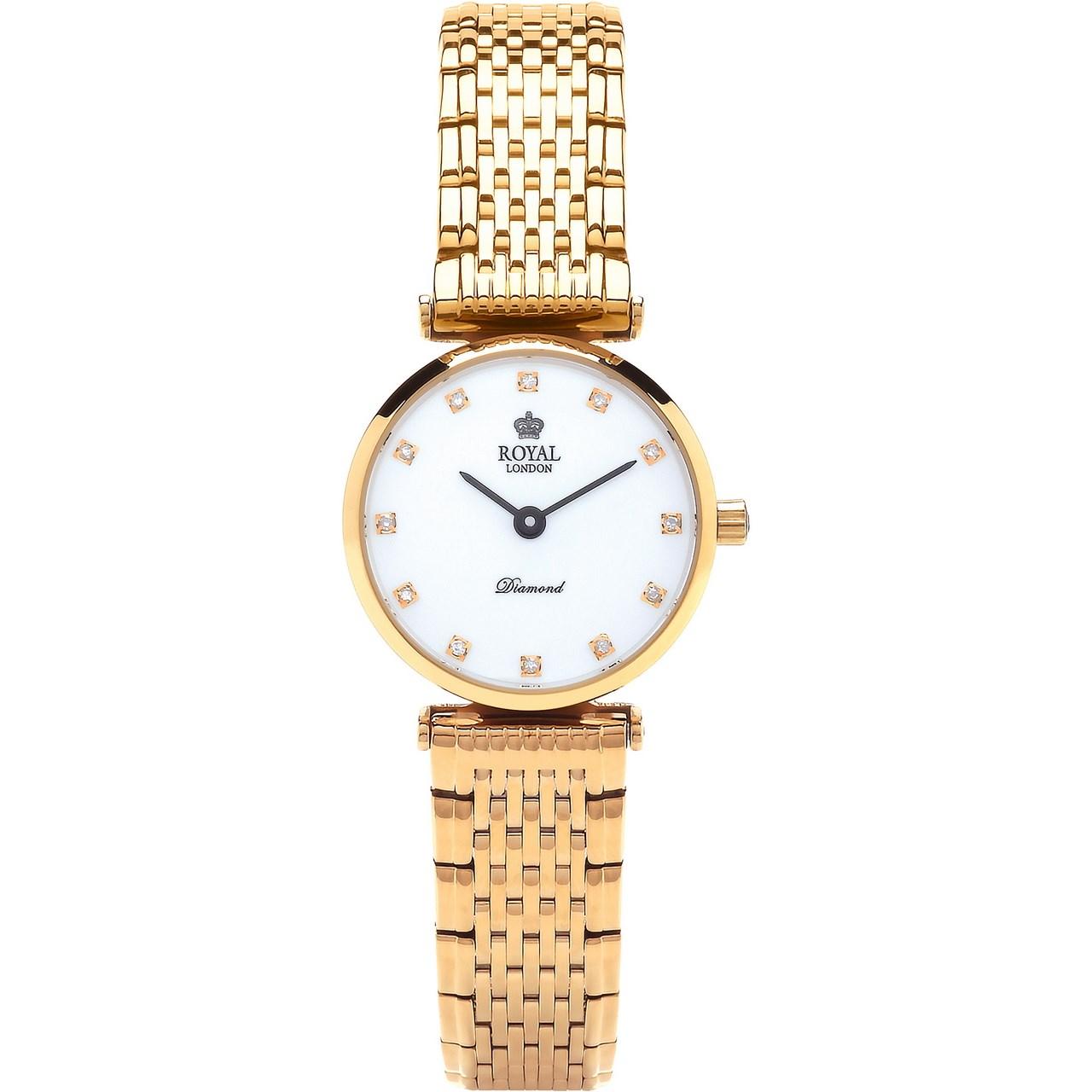 ساعت مچی عقربه ای زنانه رویال لندن مدل RL-21340-05