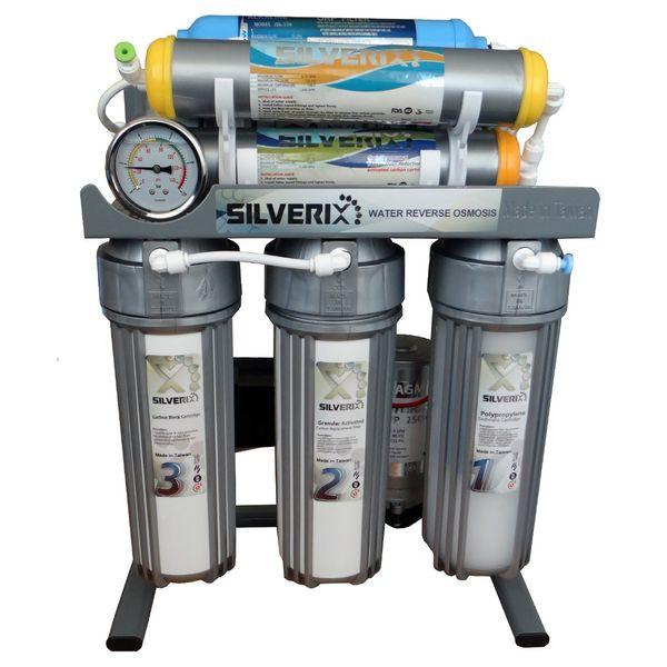 دستگاه تصفیه آب سیلور مدل SILVERIX