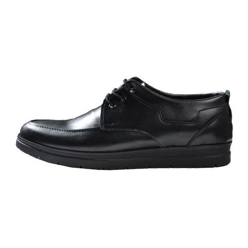 کفش چرم مردانه مهاجر مدل M21M